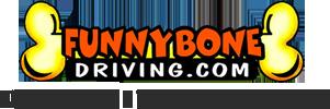 Funnybone Driving Logo