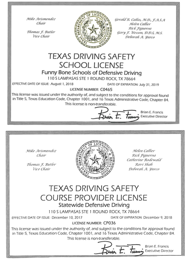 photo about Defensive Driving Course Online Texas Printable Certificate known as San Antonio Defensive Behind Cles 🏆 Defensive Powering